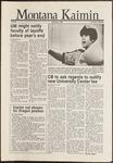 Montana Kaimin, December 4, 1986