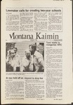 Montana Kaimin, December 5, 1986