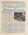 Montana Kaimin, February 6, 1987