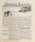 Montana Kaimin, February 11, 1987