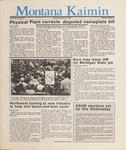 Montana Kaimin, February 24, 1987