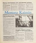 Montana Kaimin, February 26, 1987