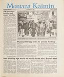 Montana Kaimin, March 3, 1987