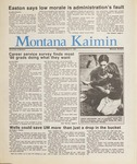 Montana Kaimin, March 4, 1987