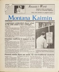 Montana Kaimin, March 12, 1987
