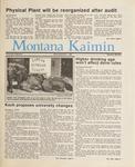 Montana Kaimin, April 1, 1987