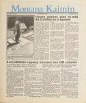 Montana Kaimin, April 7, 1987