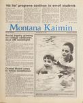 Montana Kaimin, April 16, 1987