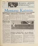 Montana Kaimin, April 24, 1987