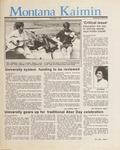 Montana Kaimin, May 1, 1987