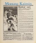Montana Kaimin, May 5, 1987