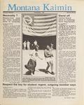 Montana Kaimin, May 7, 1987