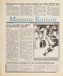 Montana Kaimin, May 14, 1987
