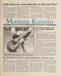 Montana Kaimin, May 21, 1987