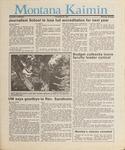 Montana Kaimin, May 22, 1987
