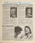 Montana Kaimin, May 28, 1987