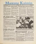 Montana Kaimin, June 2, 1987