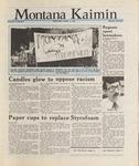 Montana Kaimin, October 14, 1987