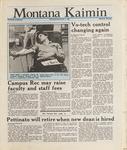 Montana Kaimin, December 2, 1987