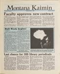 Montana Kaimin, January 19, 1988
