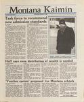 Montana Kaimin, February 3, 1988