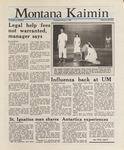 Montana Kaimin, February 4, 1988