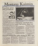 Montana Kaimin, February 5, 1988
