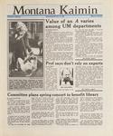 Montana Kaimin, February 10, 1988