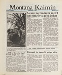 Montana Kaimin, February 12, 1988