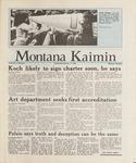 Montana Kaimin, February 17, 1988