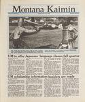 Montana Kaimin, February 23, 1988