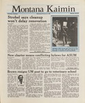 Montana Kaimin, February 24, 1988