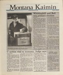 Montana Kaimin, February 25, 1988