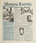 Montana Kaimin, March 4, 1988
