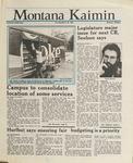 Montana Kaimin, March 10, 1988