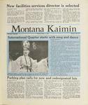 Montana Kaimin, March 31, 1988