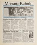 Montana Kaimin, April 1, 1988