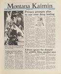 Montana Kaimin, April 8, 1988