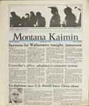 Montana Kaimin, April 12, 1988