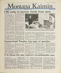 Montana Kaimin, April 13, 1988