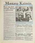 Montana Kaimin, April 14, 1988