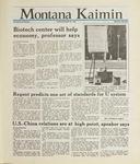Montana Kaimin, April 20, 1988