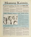 Montana Kaimin, April 21, 1988