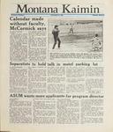 Montana Kaimin, April 22, 1988