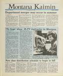 Montana Kaimin, April 27, 1988