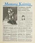 Montana Kaimin, April 28, 1988