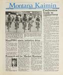 Montana Kaimin, April 29, 1988