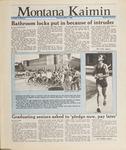 Montana Kaimin, May 4, 1988