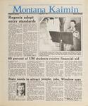 Montana Kaimin, May 6, 1988