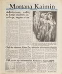 Montana Kaimin, May 10, 1988
